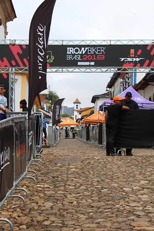 Competição Iron Biker - Pontos Turísticos de Minas Gerais