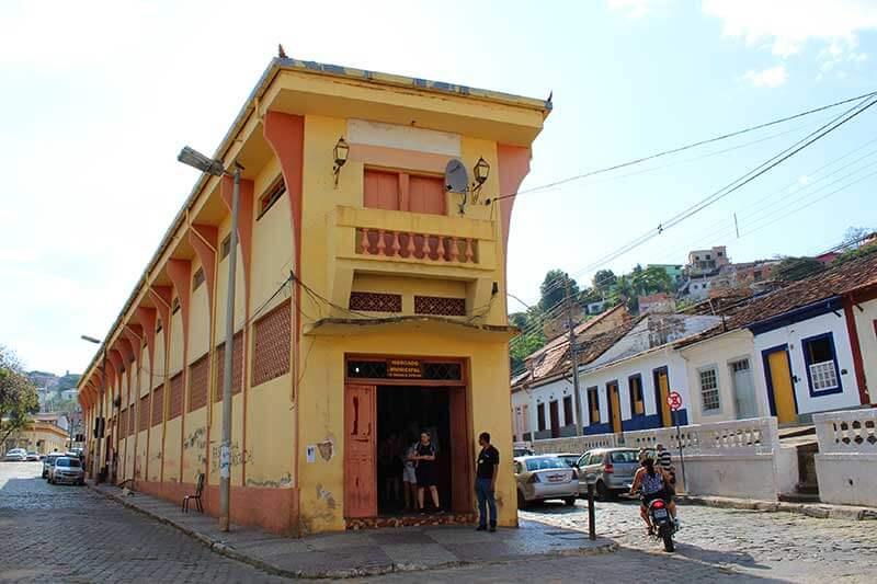 Mercado Municipal - O que fazer em São João Del Rei