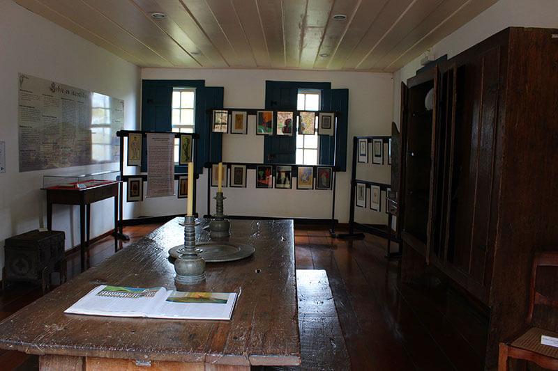 Museu Casa dos Inconfidentes