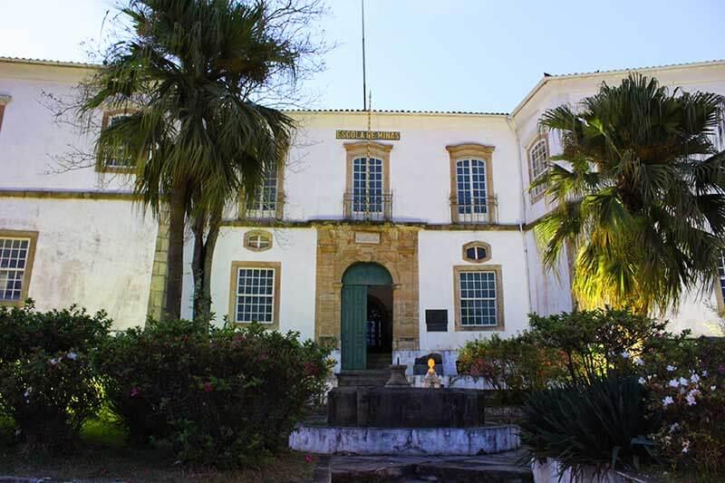 Museu de Ciencia e Tecnica - Turismo em Minas Gerais