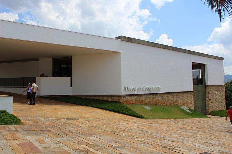 Museu de Congonhas - Passeios em Minas Gerais