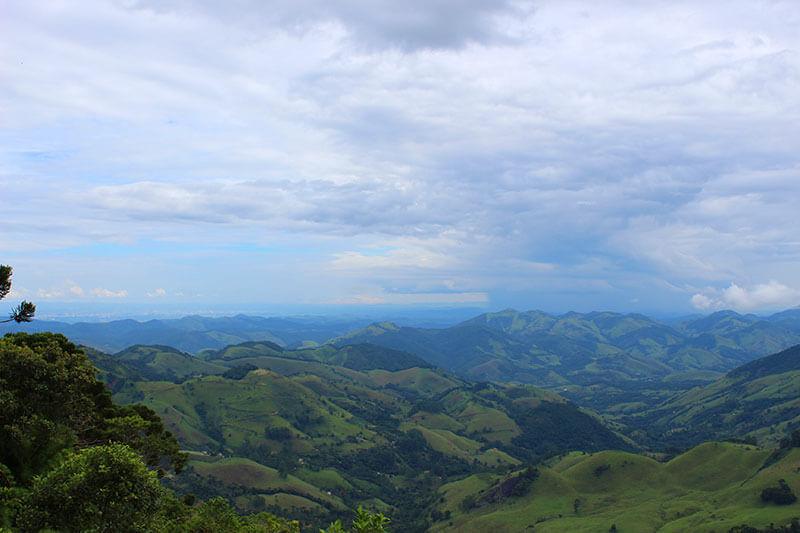 Vista Mirante do Cruzeiro - São Francisco Xavier SP