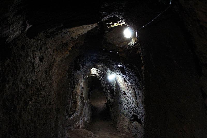 Mina do Chico Rei - Passeios em Ouro Preto