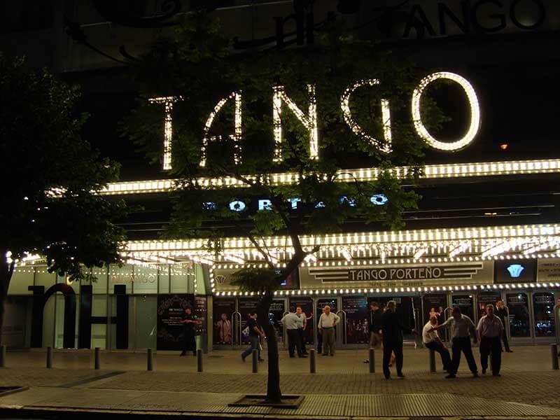 Tango Porteño - Show de Tango em Buenos Aires