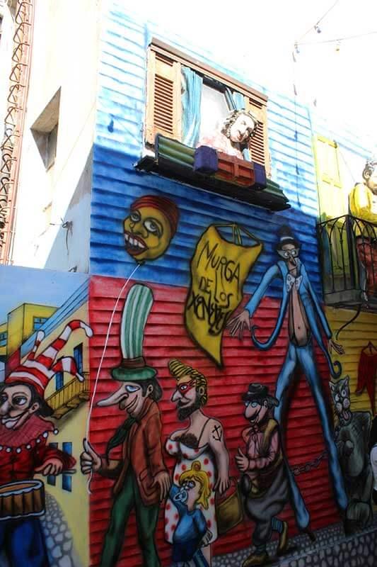 Camiñito - Cidade de Buenos Aires