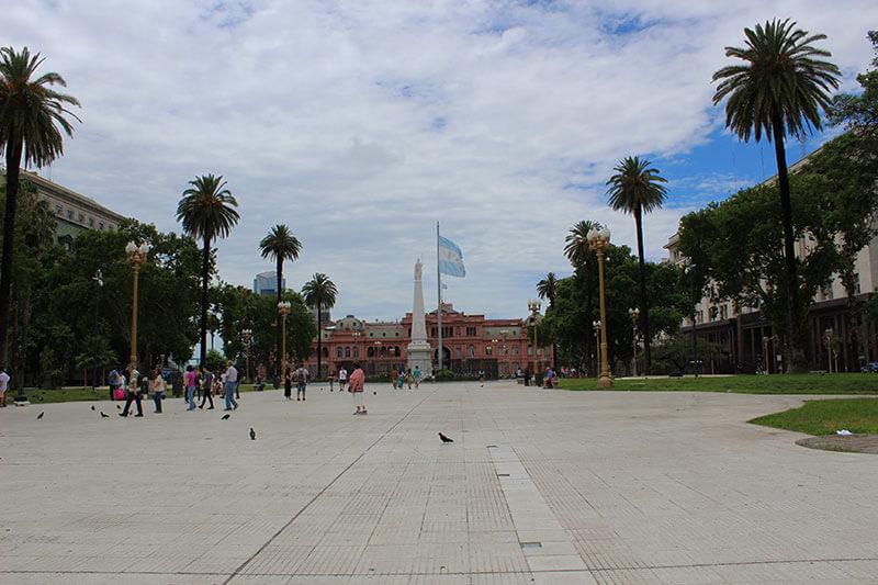 Casa Rosada - Cidade de Buenos Aires