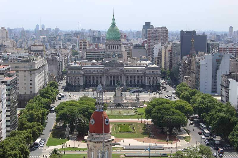 Congresso Nacional - Buenos Aires