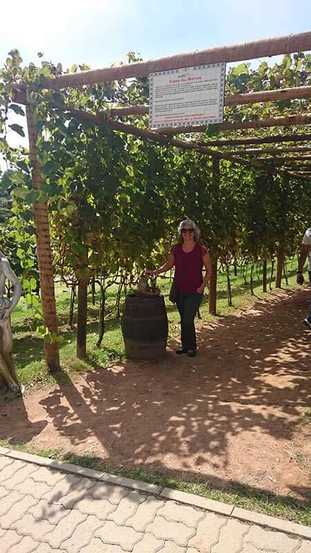 Eu na Quinta do Olivardo