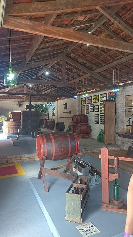 Museu do Vinho - Vinícola Canguera
