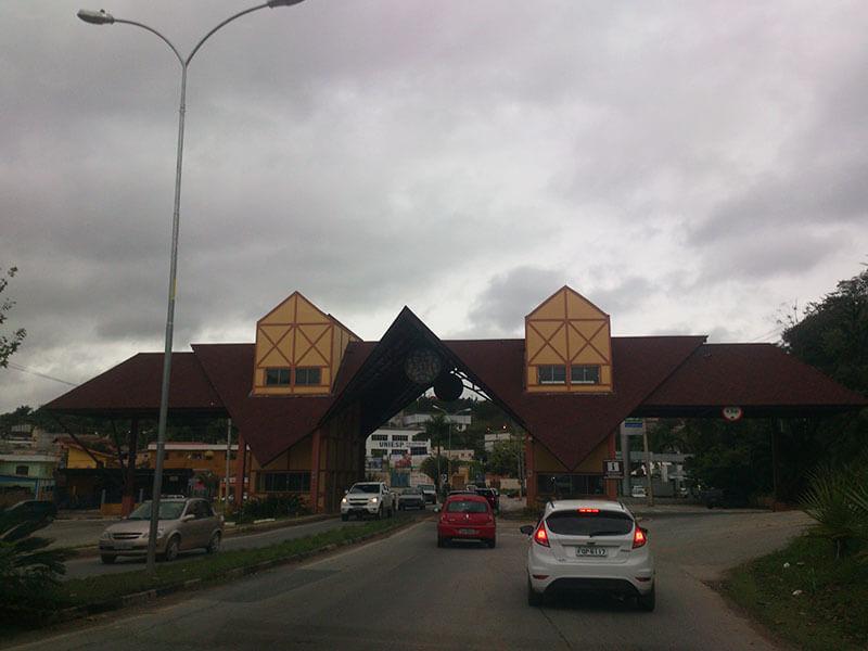 Portal da Cidade de São Roque