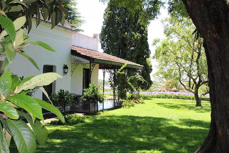 Quinta de Los Ombués - San Isidro