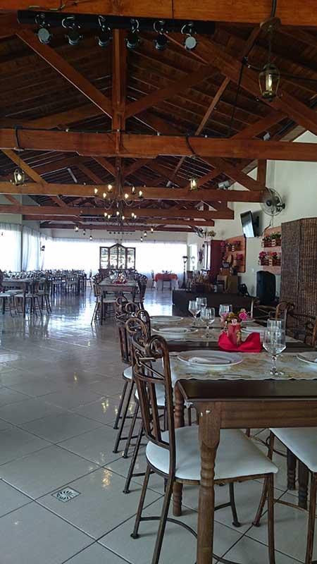 Restaurante Vinhedo - Cidade de São Roque