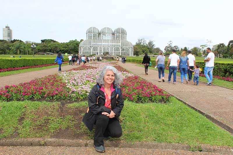 Jardim Botânico - Curitiba - Lugares para viajar no frio