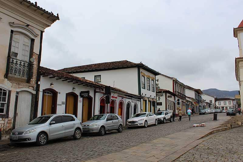 Mariana - Minas Gerais - Lugares para viajar no frio