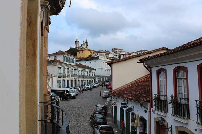 Ouro Preto - Minas Gerais - Lugares para viajar no frio