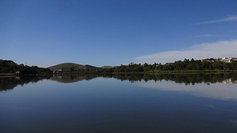 Represa Bortolan - Poços de Caldas - Minas Gerais - Lugares para viajar no frio