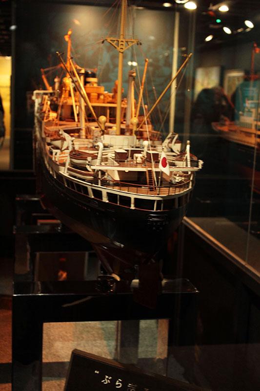 Navio Kasato Maru - Cultura Japonesa no Brasil