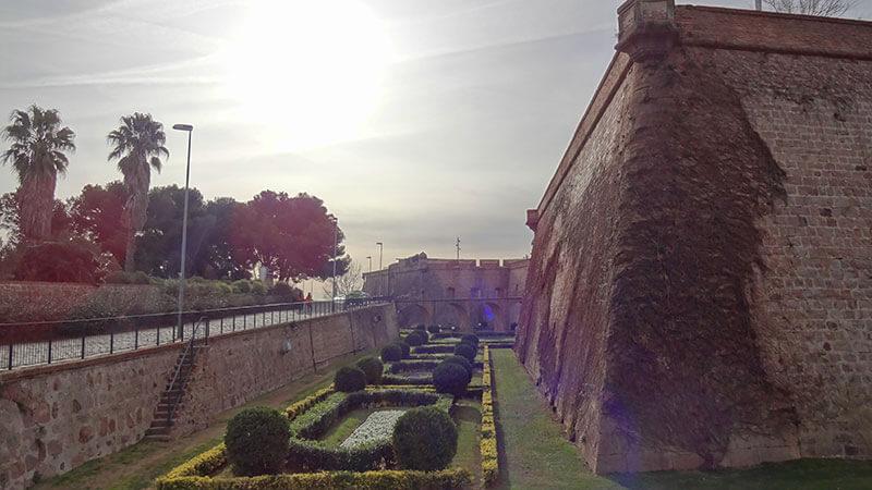 Castelo Montjuic - Barcelona