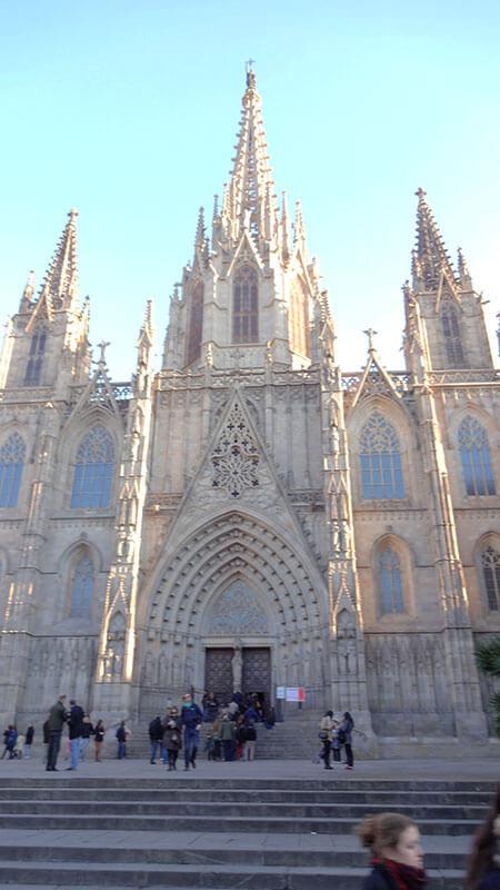 Catedral de Barcelona - O que fazer em Barcelona