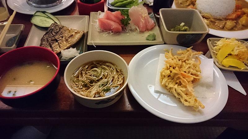 Restaurante Samurai - Comida Típica do Japão