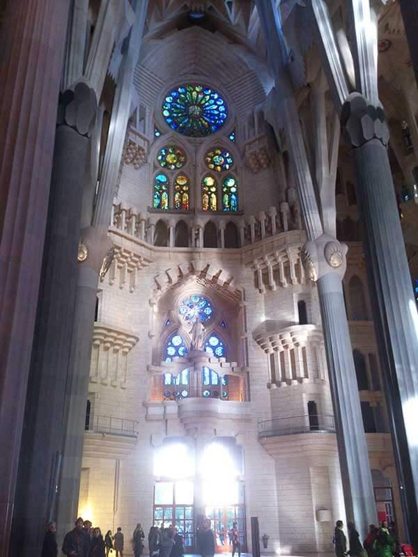 Sagrada Família - O que fazer em Barcelona