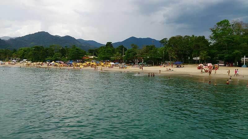 Boiçucanga - Praia do litoral norte de São Paul