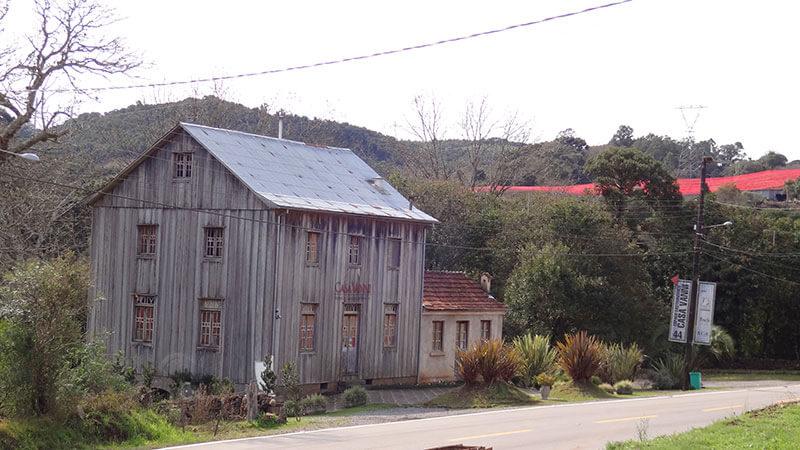 Espaço Gastronômico Casa Vanni - Caminhos de Pedra