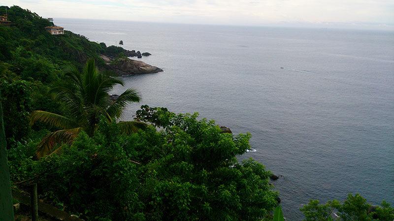 Ilhabela - Praia do litoral norte de São Paulo