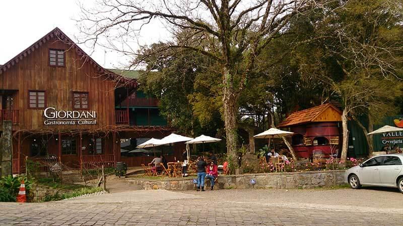 Restaurante Giordani Gastronomia - Vale dos Vinhedos