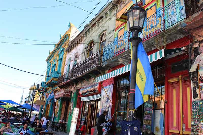 Camiñito - Buenos Aires