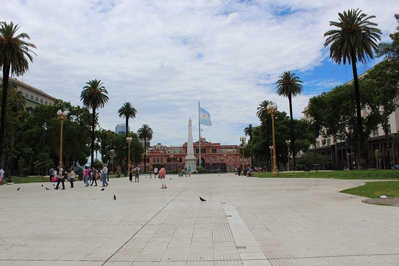 Casa Rosada - Lugares para Visitar em Buenos Aires