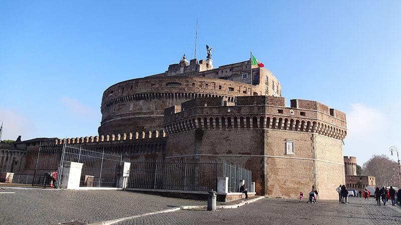 Castelo Sant'Angelo - Roma