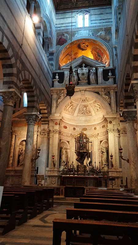 Catedral de Pisa - Roteiro Italia 20 dias