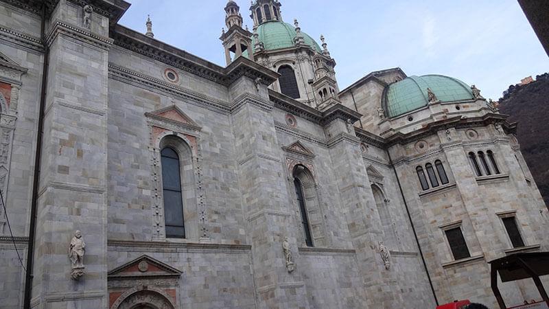 Catedral de Como - Roteiro Italia 20 dias