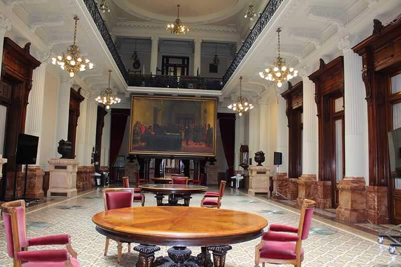Congresso Nacional - Lugares para Visitar em Buenos Aires