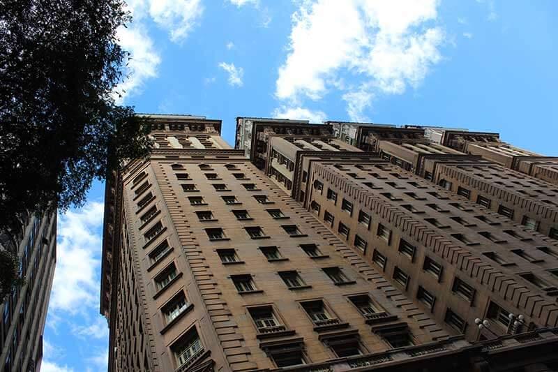 Edifício Martinelli - São Paulo