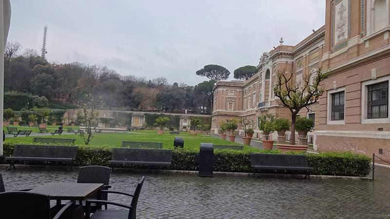 Jardim Museu do Vaticano - Roteiro Roma