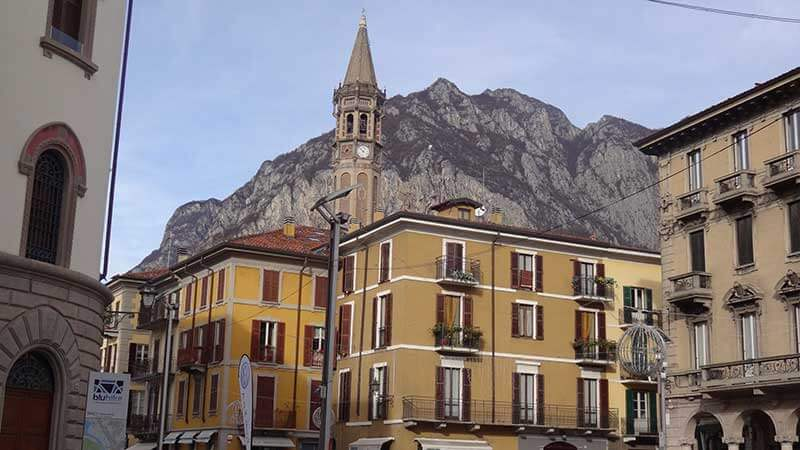 Lecco - Roteiro Italia 20 dias