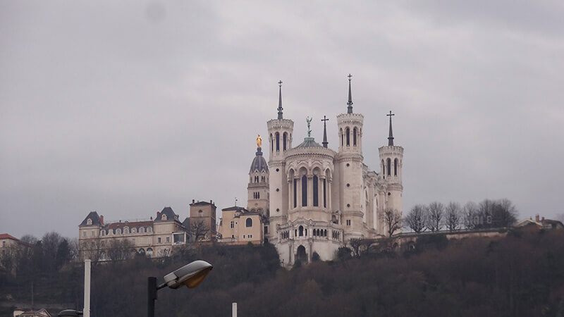 Lyon - Cidades da França