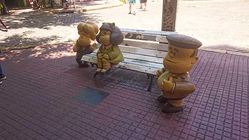 Mafalda - Buenos Aires