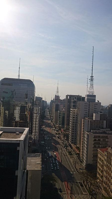 Mirante Sesc Paulista - Pontos Turísticos de São Paulo