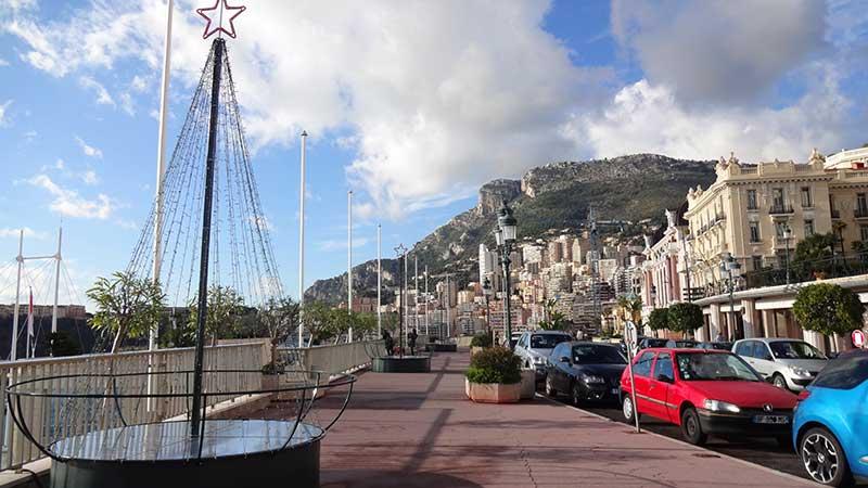 Mônaco - Cidades da França