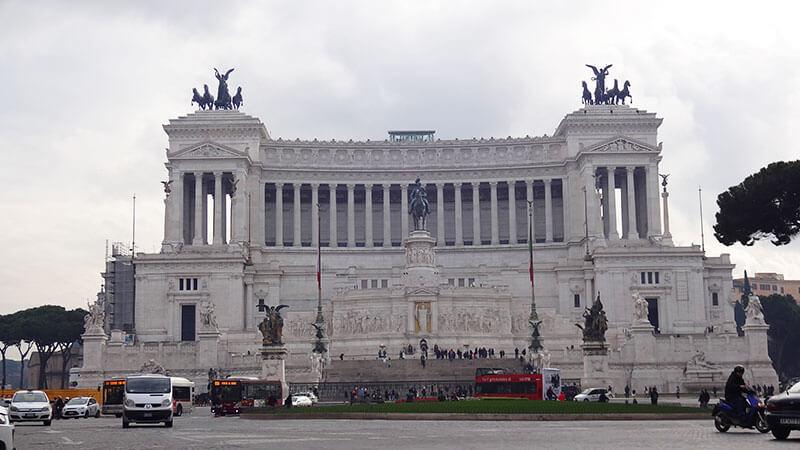 Monumento Vitorio Emanuelli II - Roma