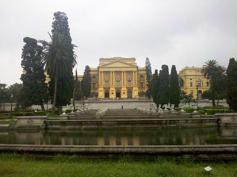 Museu do Ipiranga - Parque da Independência
