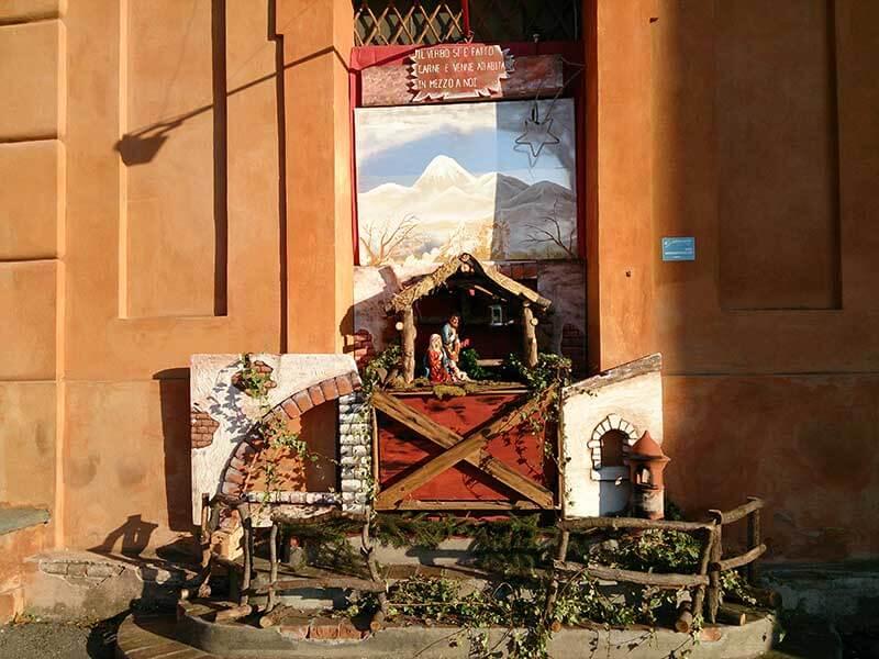 Presépio Santuário de San Luca - Bolonha