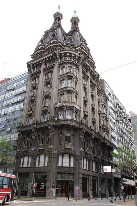 Pelas ruas de Buenos Aires