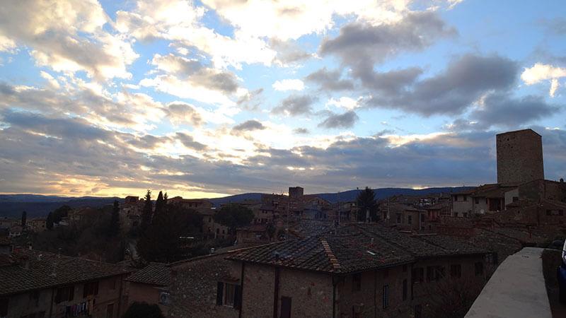 San Giminignano - Roteiro Italia 20 dias