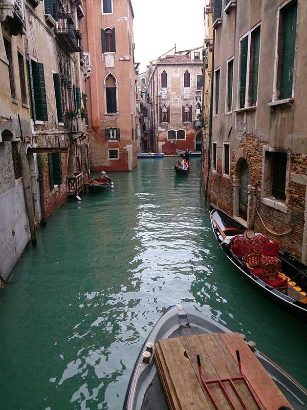 Veneza - Roteiro Italia 20 dias
