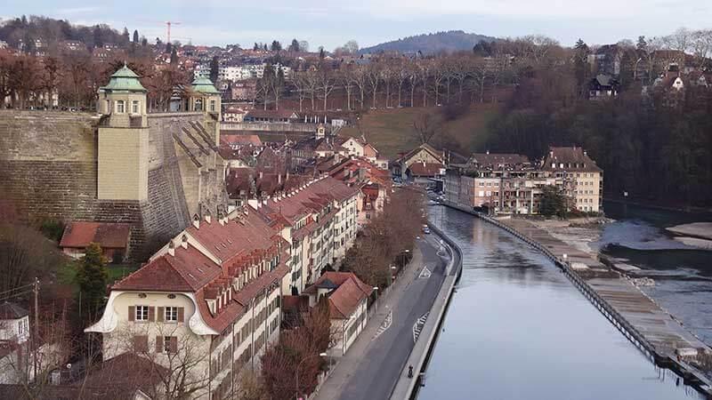 Berna - O que fazer na Suíça