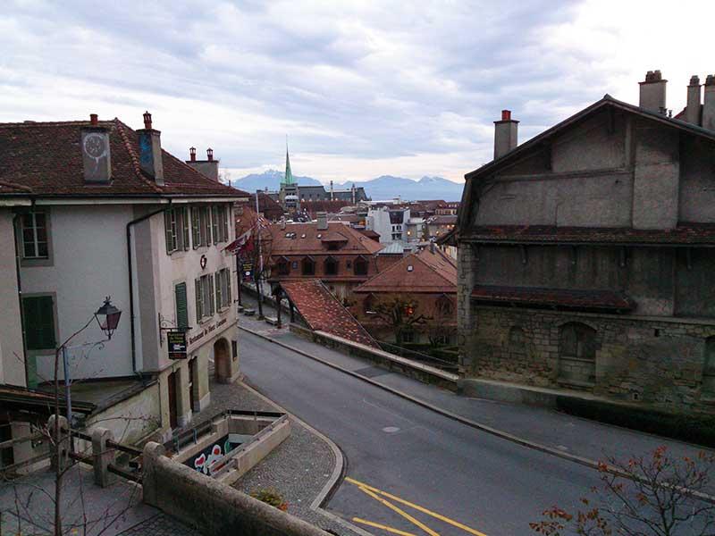 Lausane - Suíça - O que fazer na Suíça